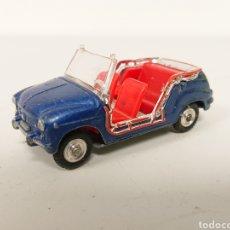 Coches a escala: SEAT FIAT 600 JOLLY GHIA DE CORGI TOYS. Lote 157522461