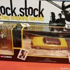 Coches a escala: CORGI LOCK STOCK 1:36. Lote 157736562