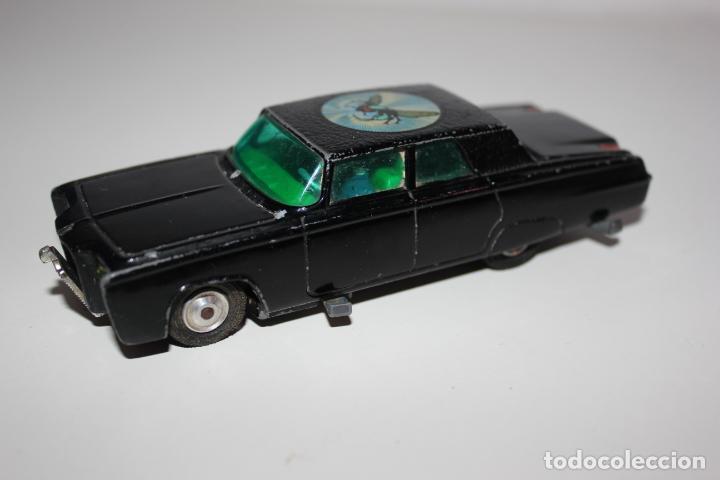 CORGI TOYS THE GREEN HORNET'S BLACK BEAUTY. VER FOTOS (Juguetes - Coches a Escala 1:43 Corgi Toys)