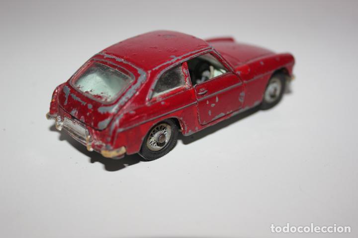 CORGI TOYS MGB GT - MADE IN ENGLAND AÑOS 60. VER FOTOS (Juguetes - Coches a Escala 1:43 Corgi Toys)