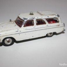 Coches a escala: CORGI TOYS DE 1959. FORD ZEPHYR MOTORWAY PATROL CAR. VER FOTOS. Lote 157846534