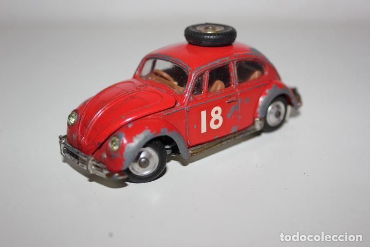 CORGI TOYS DE 1963. VOLKSWAGEN 1200 SALOON. VER FOTOS (Juguetes - Coches a Escala 1:43 Corgi Toys)