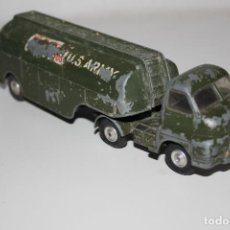 Coches a escala: CORGI MAJOR TOYS + BIG BEDFORD TRACTOR CORGI TOYS. VER FOTOS. Lote 157913478