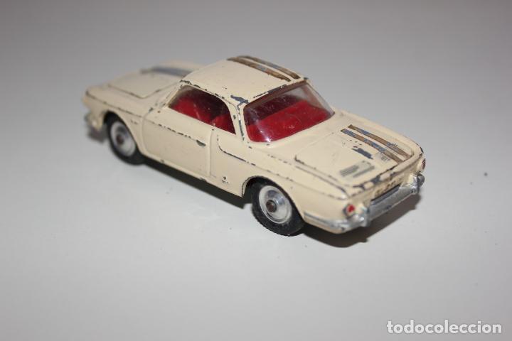 Coches a escala: CORGI TOYS DE 1959, VOLKSWAGEN VW 1500 KARMANN GHIA . VER FOTOS - Foto 4 - 157956798