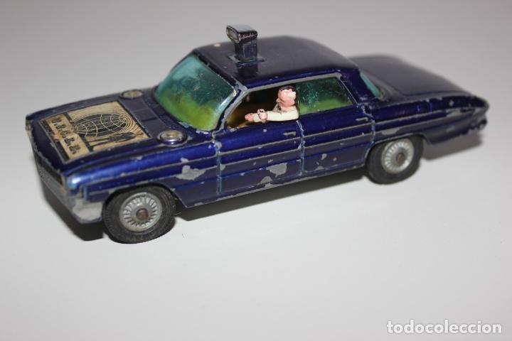 CORGI TOYS DE 1966. OLDSMOBILE SUPER 88 U.N.C.L.E.. VER FOTOS (Juguetes - Coches a Escala 1:43 Corgi Toys)