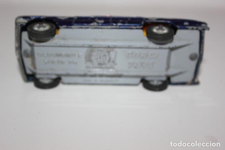 Coches a escala: CORGI TOYS DE 1966. OLDSMOBILE SUPER 88 U.N.C.L.E.. VER FOTOS - Foto 4 - 157957906