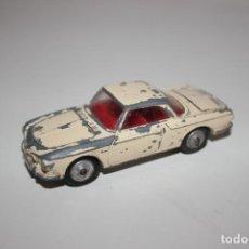 Coches a escala: CORGI TOYS DE 1959, VOLKSWAGEN VW 1500 KARMANN GHIA . VER FOTOS. Lote 158316378