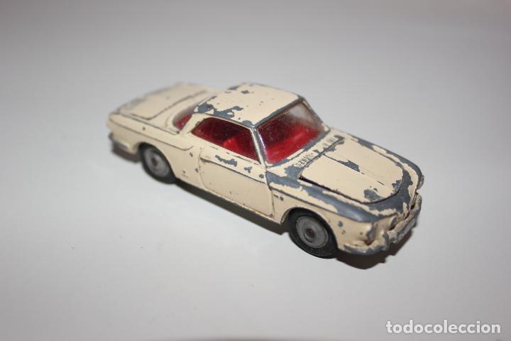 Coches a escala: CORGI TOYS DE 1959, VOLKSWAGEN VW 1500 KARMANN GHIA . VER FOTOS - Foto 2 - 158316378