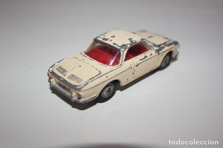Coches a escala: CORGI TOYS DE 1959, VOLKSWAGEN VW 1500 KARMANN GHIA . VER FOTOS - Foto 3 - 158316378