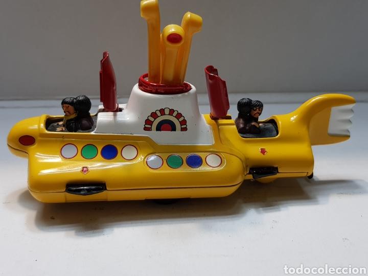 BEATLES YELLOW SUBMARINE DE CORGI ESCASO (Juguetes - Coches a Escala 1:43 Corgi Toys)
