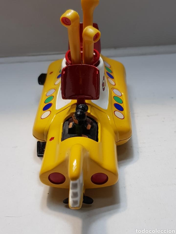 Coches a escala: Beatles Yellow Submarine de Corgi escaso - Foto 4 - 160305496