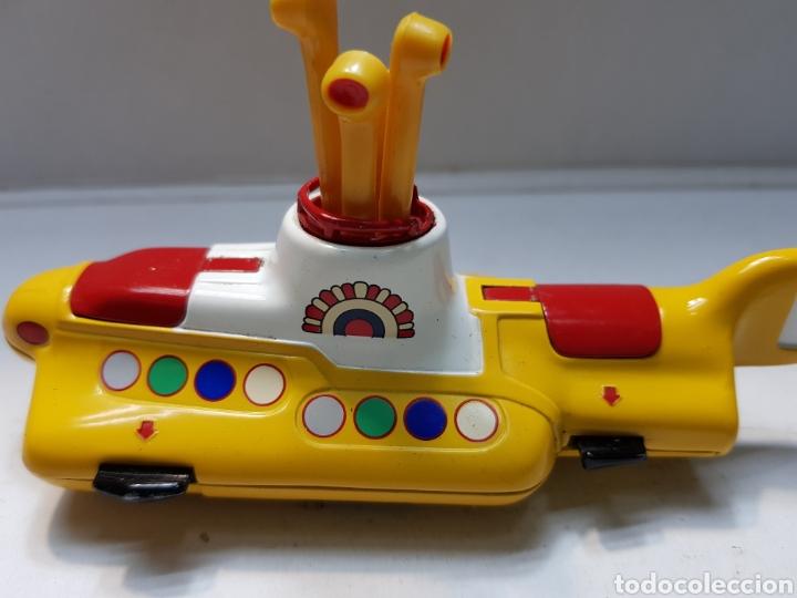 Coches a escala: Beatles Yellow Submarine de Corgi escaso - Foto 6 - 160305496