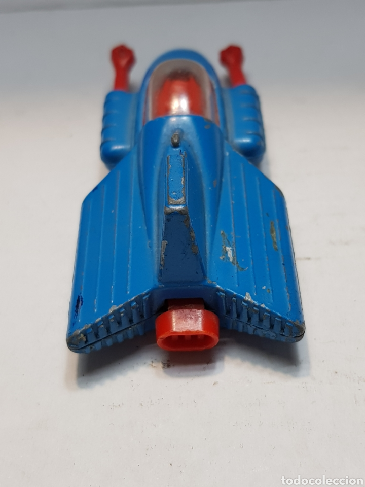 Coches a escala: Nave Supermobile de Corgi DC Cómics metal - Foto 4 - 160417174