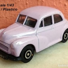 Coches a escala: CORGI MORRIS MINOR / COLOR LILA - MADE IN GT BRITAIN. Lote 163510498