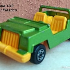 Coches a escala: CORGI CUBS JEEP - MADE IN GT BRITAIN. Lote 163510922