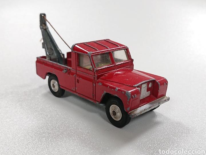 Coches a escala: Land Rover 109 grúa de Corgi Toys - Foto 5 - 165269660