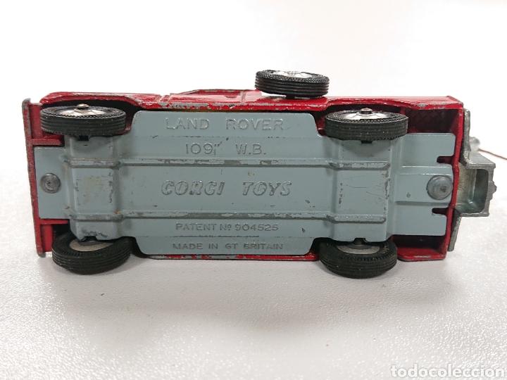 Coches a escala: Land Rover 109 grúa de Corgi Toys - Foto 6 - 165269660