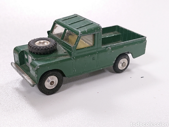 Coches a escala: Land Rover 109 pick up de Corgi Toys - Foto 2 - 165270064