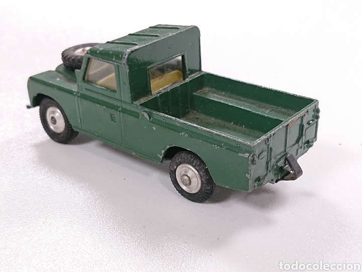 Coches a escala: Land Rover 109 pick up de Corgi Toys - Foto 3 - 165270064