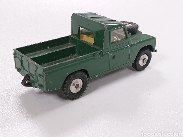Coches a escala: Land Rover 109 pick up de Corgi Toys - Foto 4 - 165270064