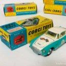 Coches a escala: CORGI 309 ASTON MARTIN COMPETITION VERSION # 1 NEAR MINT BOXED ORIGINAL BOX. Lote 165506130