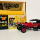 Coches a escala: CORGI CLÀSSICS 9001 BENTLEY 1927 GT.BRITAIN ORIGINAL BOX. Lote 165507301