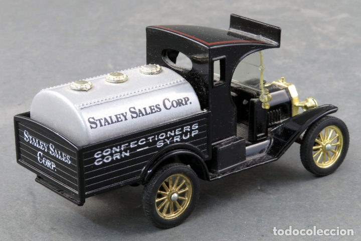 Coches a escala: Ford T 1915 Corgi Classics Made in Great Britain 1/43 - Foto 2 - 165992222