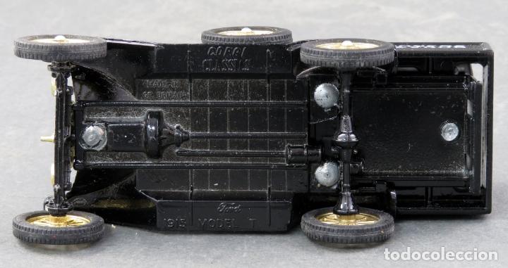 Coches a escala: Ford T 1915 Corgi Classics Made in Great Britain 1/43 - Foto 3 - 165992222