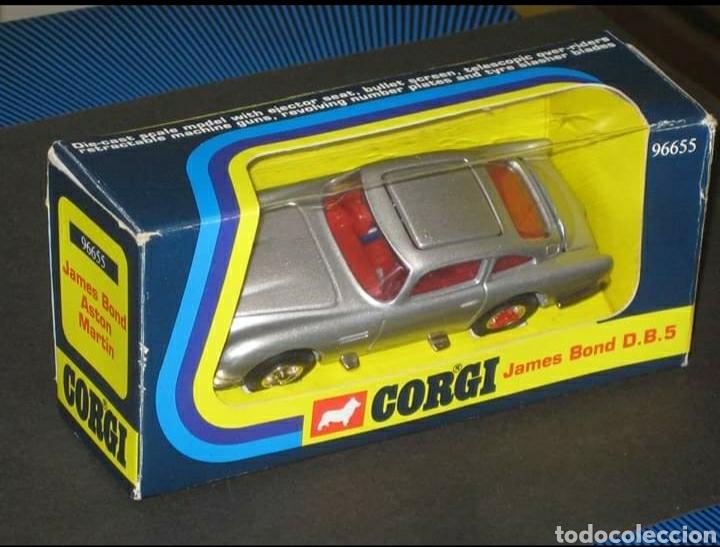 Coches a escala: Corgi toys james bond 007 - Foto 3 - 169233605
