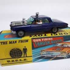 Coches a escala: OLDSMOBILE SUPER 88 CORGI TOYS 1/43 THE MAN FROM UNCLE. Lote 169968682