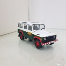 Coches a escala: CORGI TOYS LAND ROVER DEFENDER ESCALA 1/43 EN METAL. Lote 171502389