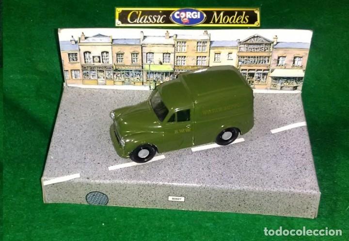 COCHE DE METAL - CORGI CLASSICS - MORRIS 1000 MODELO VAN - 1/43 (Juguetes - Coches a Escala 1:43 Corgi Toys)