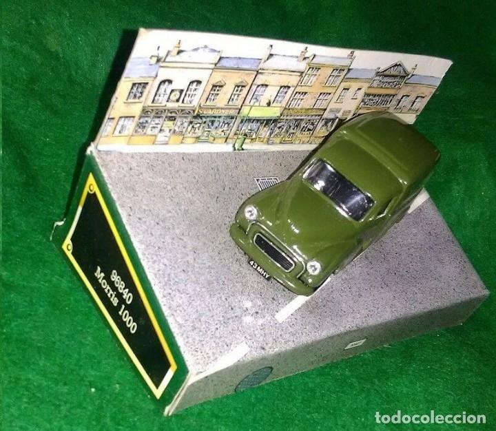 Coches a escala: COCHE DE METAL - CORGI CLASSICS - Morris 1000 modelo van - 1/43 - Foto 2 - 175341005