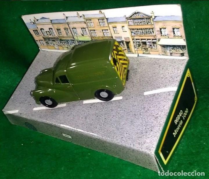 Coches a escala: COCHE DE METAL - CORGI CLASSICS - Morris 1000 modelo van - 1/43 - Foto 3 - 175341005