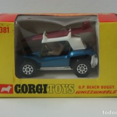 Coches a escala: CORGI TOYS G.P BEACH BUGGY 381 EN CAJA ORIGINAL .. Lote 178857588