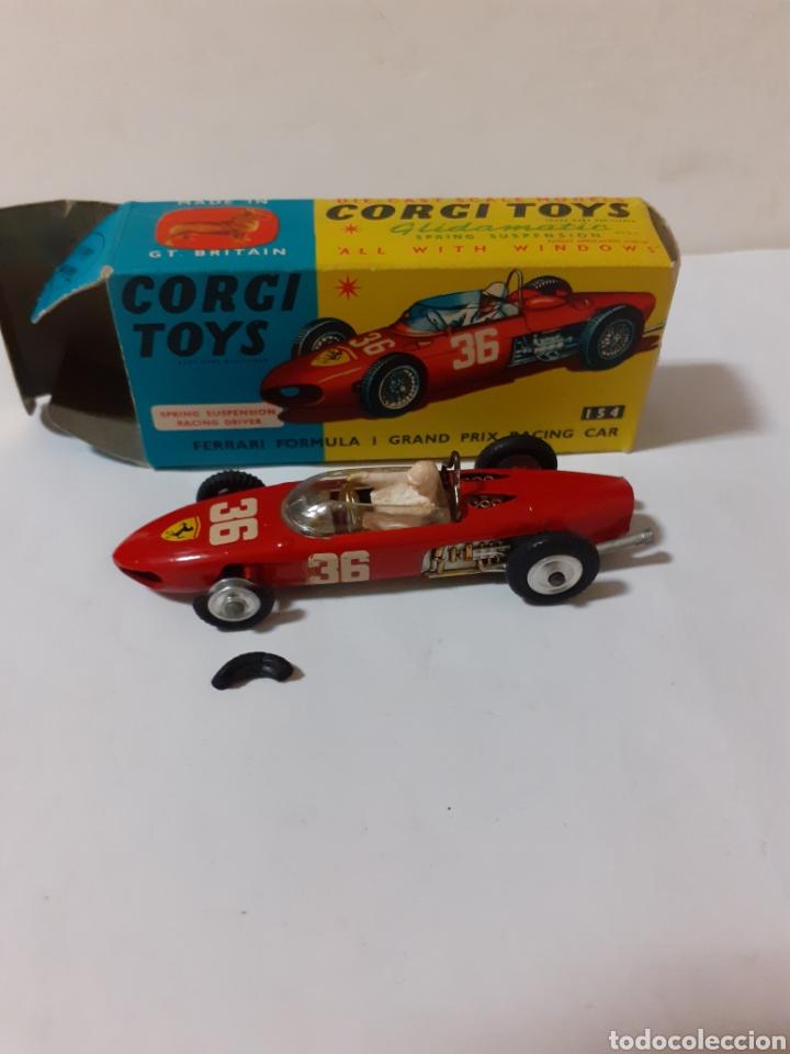 CORGI TOYS FERRARI GRAN PRIX EN CAJA (Juguetes - Coches a Escala 1:43 Corgi Toys)