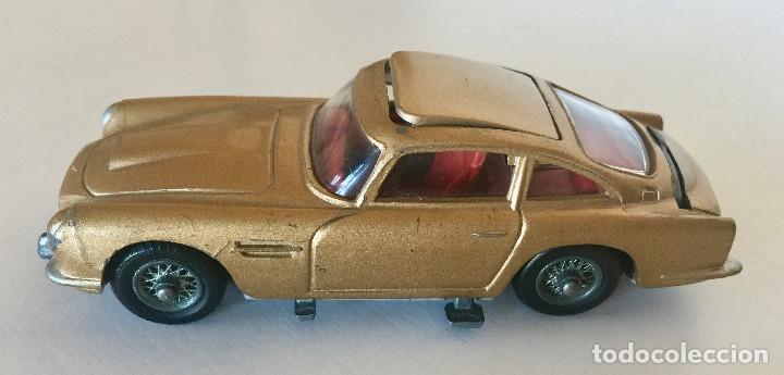 CORGI TOYS JAMES BOND ASTON MARTIN DB5 – DORADO - VINTAGE 1965 ENGLAND (Juguetes - Coches a Escala 1:43 Corgi Toys)