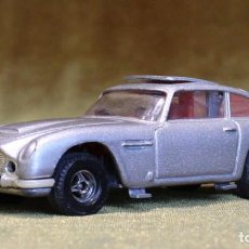Coches a escala: ASTON MARTIN DB5,JAMES BOND,GOLDFINGER,CORGI.. Lote 183679545