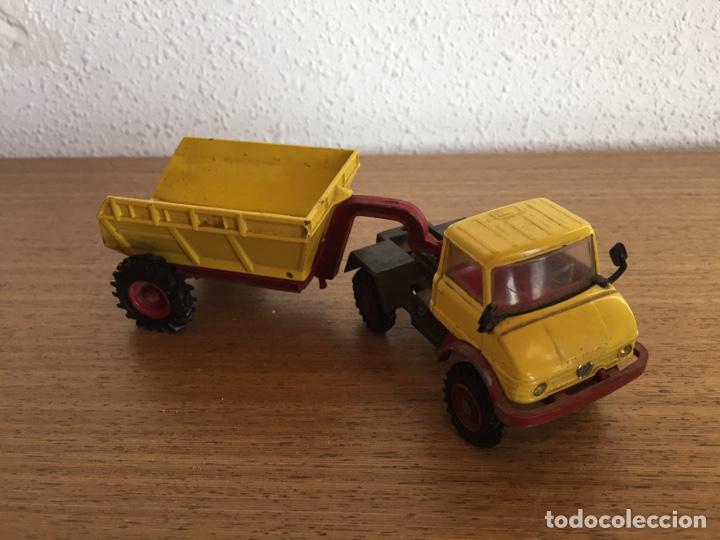 Coches a escala: Camión volquete - Foto 2 - 183724342