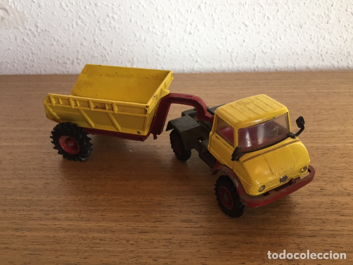 Coches a escala: Camión volquete - Foto 3 - 183724342