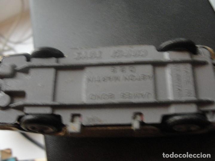 Coches a escala: JAMES BOND ASTON MARTIN D B 5 CORGY TOYS / TODOS LOS GADGETS FUNCIONAN- ENVIO GRATIS - Foto 7 - 186151068