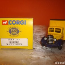 Coches a escala: CAMION BEDFORD 30 CWT TRUCK ´COLA CAO . Lote 191625061
