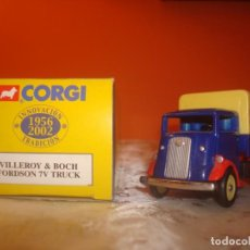 Coches a escala: CAMION FORDSON 7V TRUCK ´VILLEROY & BOCH ´. Lote 191628906