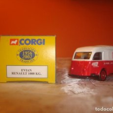 Coches a escala: CAMION RENAULT 1.000 KG ´EVIAN ´. Lote 191629768