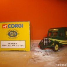 Coches a escala: CAMION 30 CWT VAN ´PERRIER ´. Lote 191635873