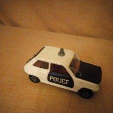 Voitures à l'échelle: CORGI TOYS 428 RENAULT 5TS COCHE DE POLICÍA FRANCESA 1981 ANTIGUO COLECCIONABLE RARO. Lote 192383418