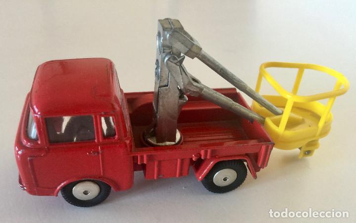 CORGI TOYS JEEP FC-150 CAMIÓN – ROJO - VINTAGE 1965 ENGLAND (Juguetes - Coches a Escala 1:43 Corgi Toys)