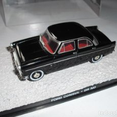Coches a escala: FORD CONSUL 1/43 DR NO, ATLAS JAMES BOND 007. Lote 194167725