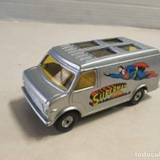Coches a escala: CORGI CHEVROLET VAN - SUPERMAN. Lote 195491153
