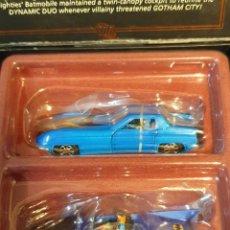 Auto in scala: BATMAN THE BRINZE AGE 1:43 CORGI. Lote 196245515